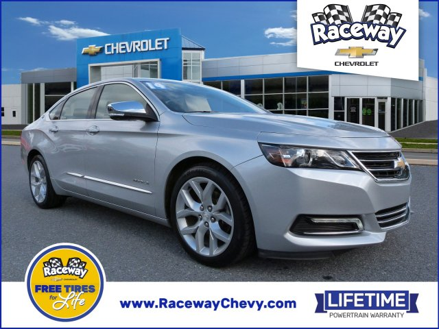 Superb Pre Owned 2014 Chevrolet Impala Ltz Inzonedesignstudio Interior Chair Design Inzonedesignstudiocom