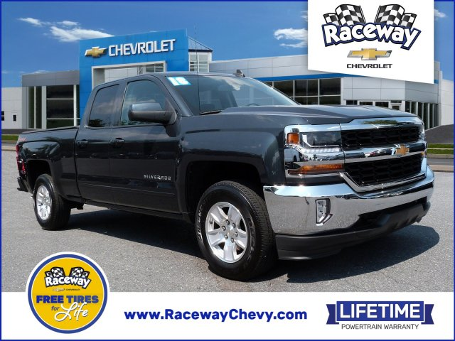 2018 Chevy Silverado >> Certified Pre Owned 2018 Chevrolet Silverado 1500 Lt
