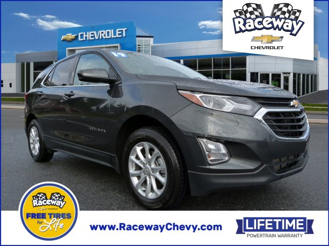 Chevy Equinox Lt >> Pre Owned 2019 Chevrolet Equinox Lt