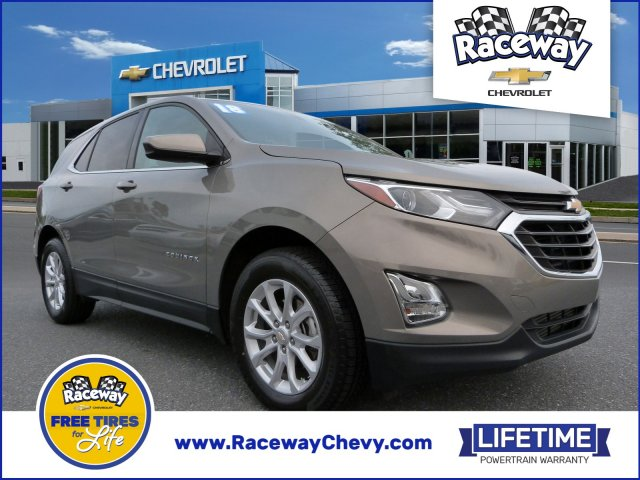 Chevy Equinox Lt >> Pre Owned 2018 Chevrolet Equinox Lt